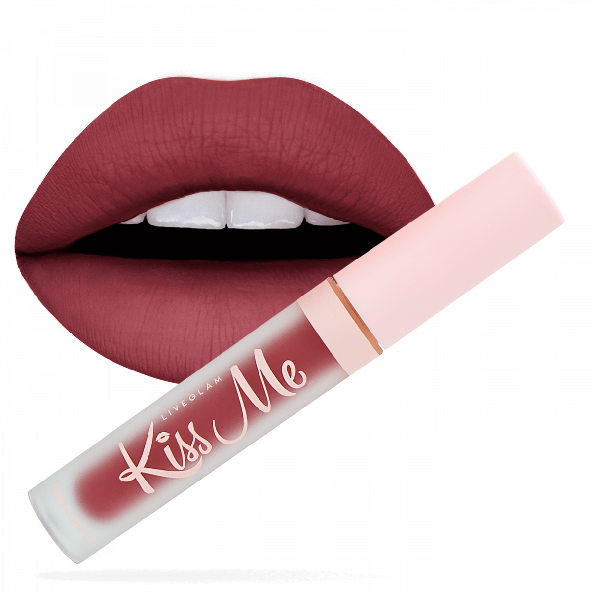 KissMe birthday bundle apple cider lipstick