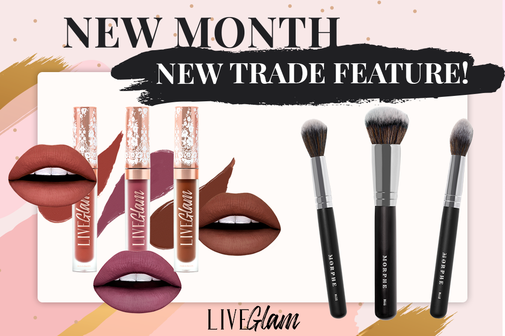 LiveGlam Trade First Collection