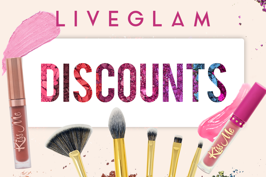 LiveGlam Discount Codes, Sales, and More!
