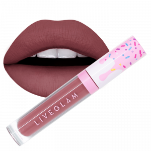 Milan liquid lipstick KissMe April 2019 Birthday Behavior Collection
