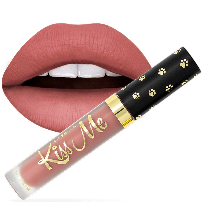 Puparazzi lipstick KissMe January 2019 Pawllywood collection for sale