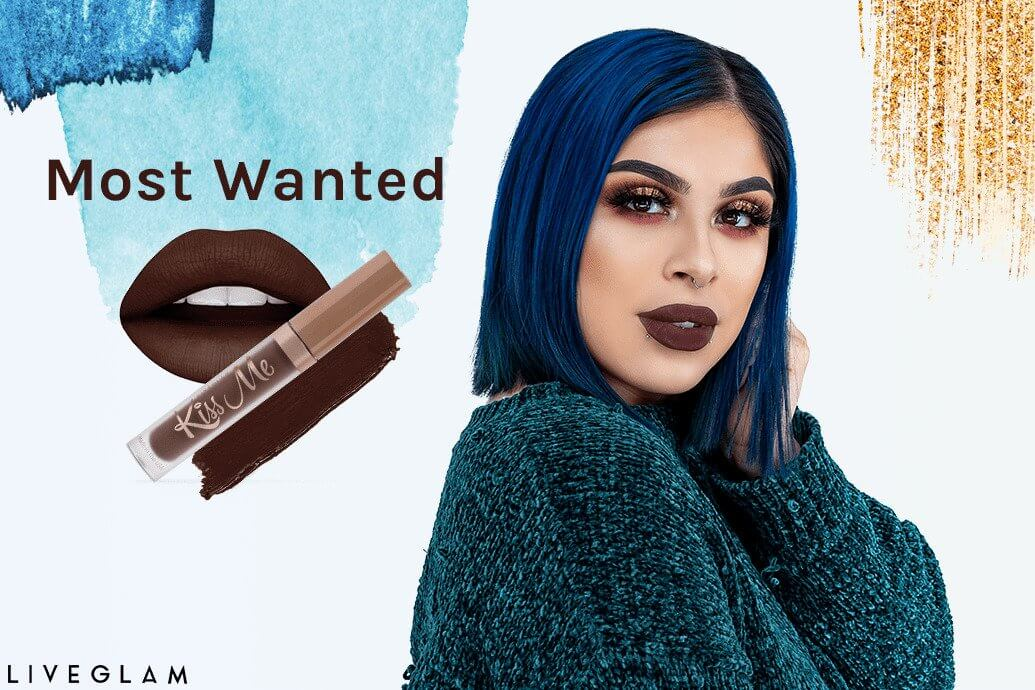Beauty By Bianca Favorite LiveGlam Lipstick Collection Most Wanted Lippie