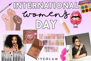 International Women's Day Beauty Brands