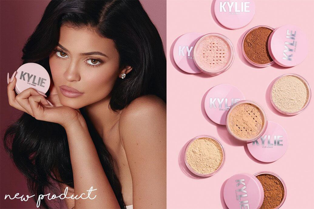 Kylie Setting Powders