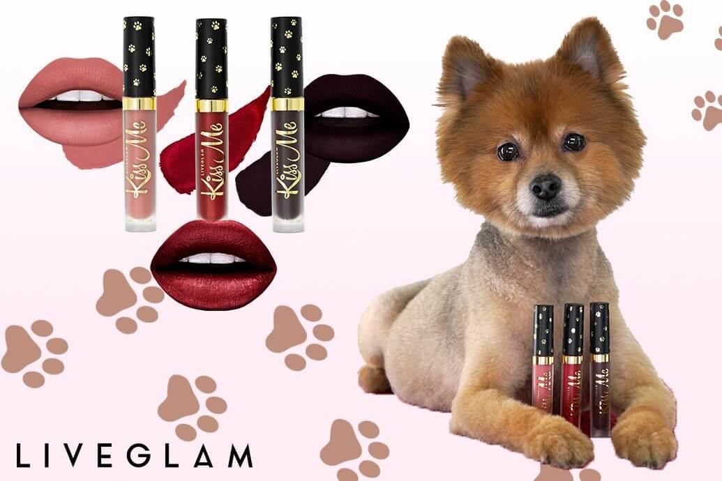 LiveGlam KissMe Cruelty Free Lipsticks