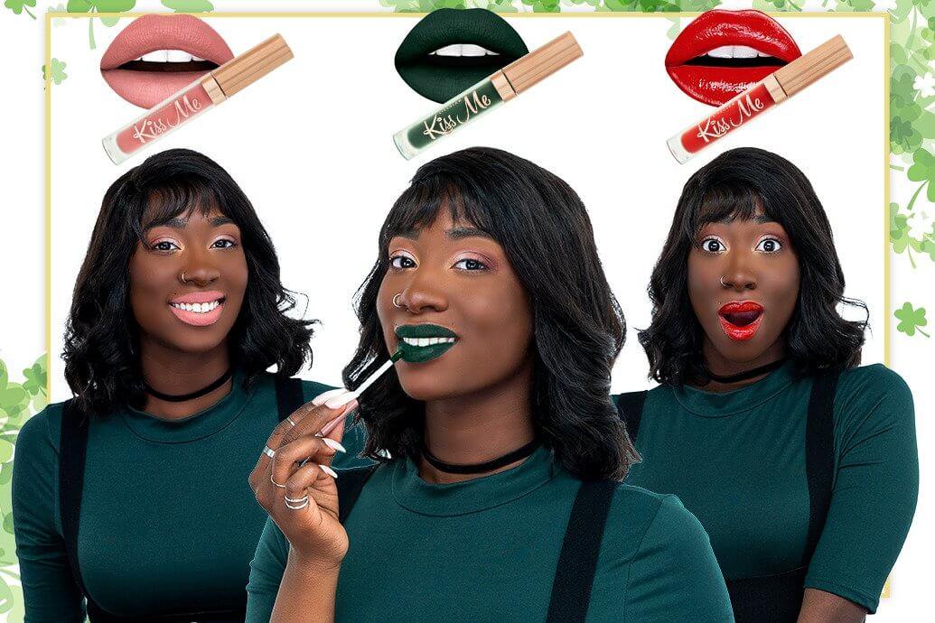 LiveGlam KissMe March 2019 lipsticks
