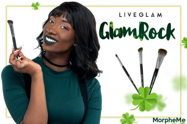 Last Call for LiveGlam March 2019 MorpheMe Brushes!