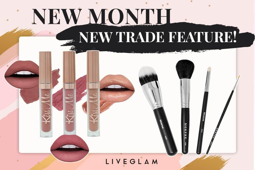New Feature: Choose Your First LiveGlam Collection!
