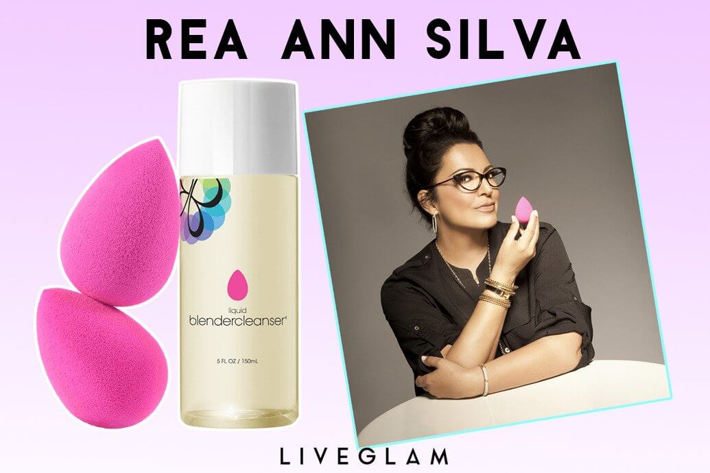 Rea Ann Silva Beauty Blender