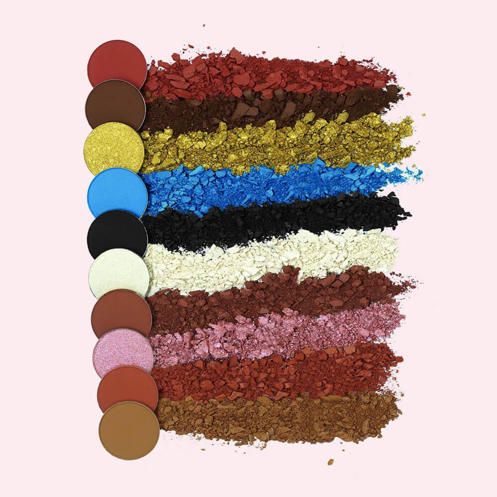 Les Do Makeup LiveGlam eyeshadow palette for sale