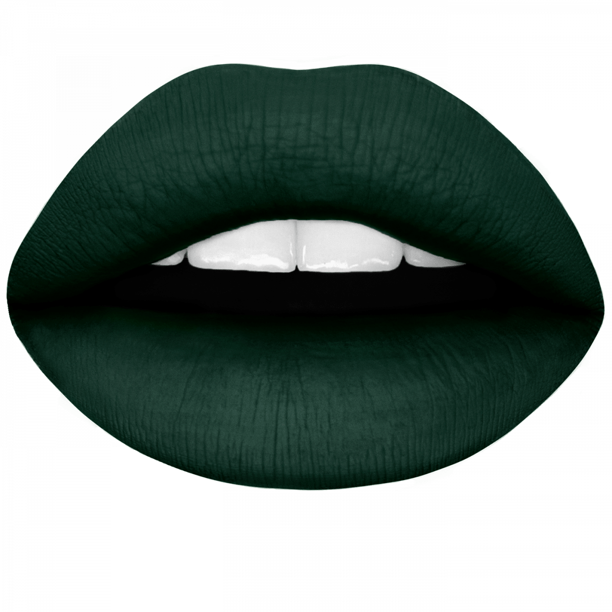 Liprechaun KissMe green lipstick