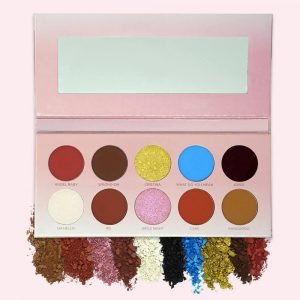 Shop Les Do Makeup eyeshadow palette LiveGlam ShadowMe