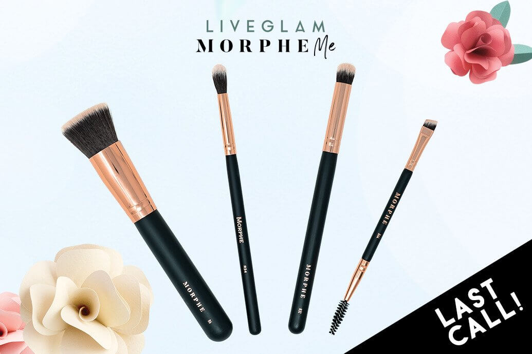 Last Call LiveGlam MorpheMe April 2019