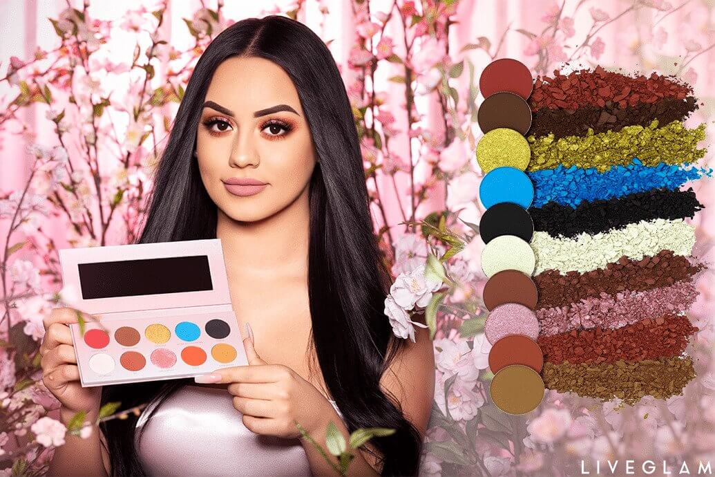 Les Do Makeup Eyeshadow Palette 2019