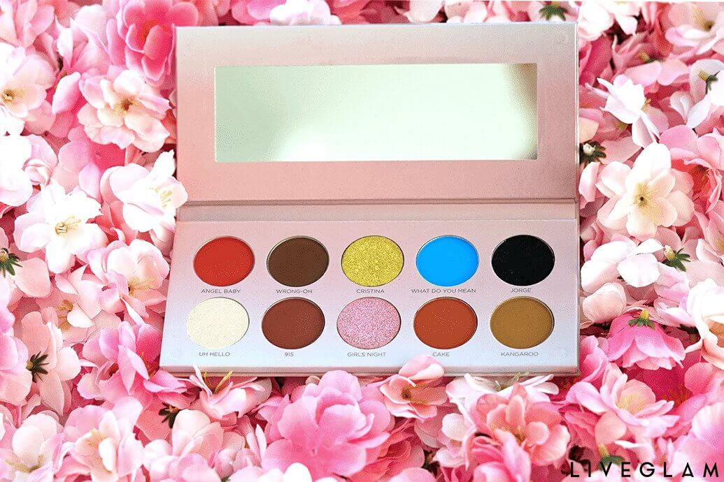 Les Do Makeup ShadowMe Palette