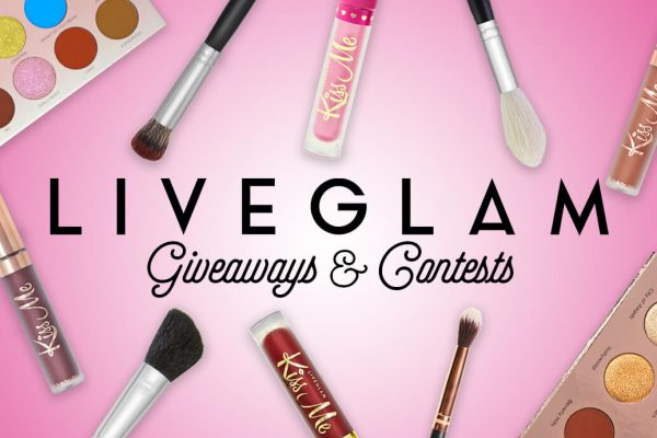LiveGlam Giveaways and Contests!