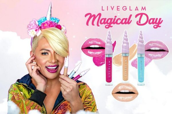 "Have a ""Magical Day"" with our LiveGlam May 2019 KissMe Collection!"