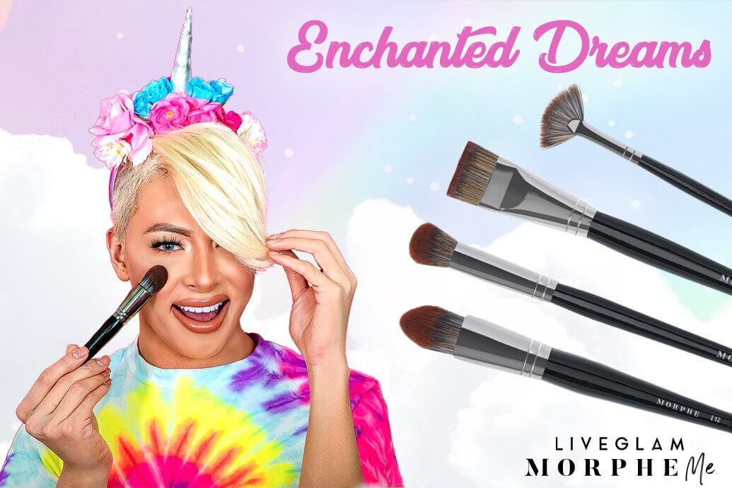LiveGlam May MorpheMe Brushes 2019