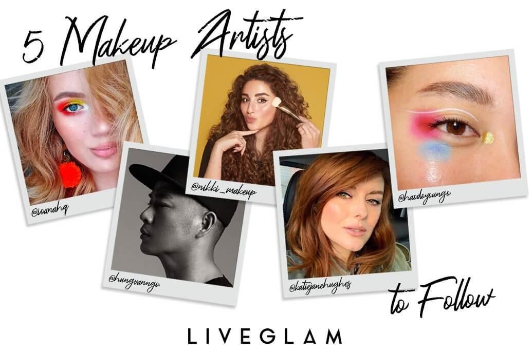 Makeup Artists to Follow