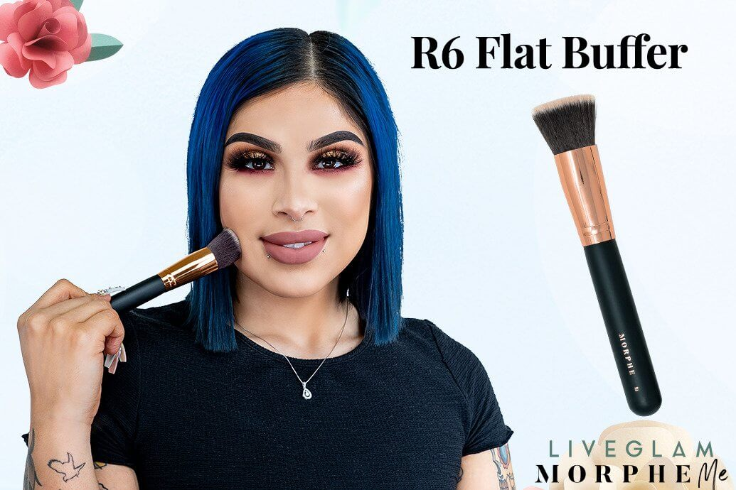 MorpheMe R6 Foundation Brush