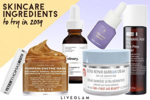 Skincare Ingredients to try in 2019