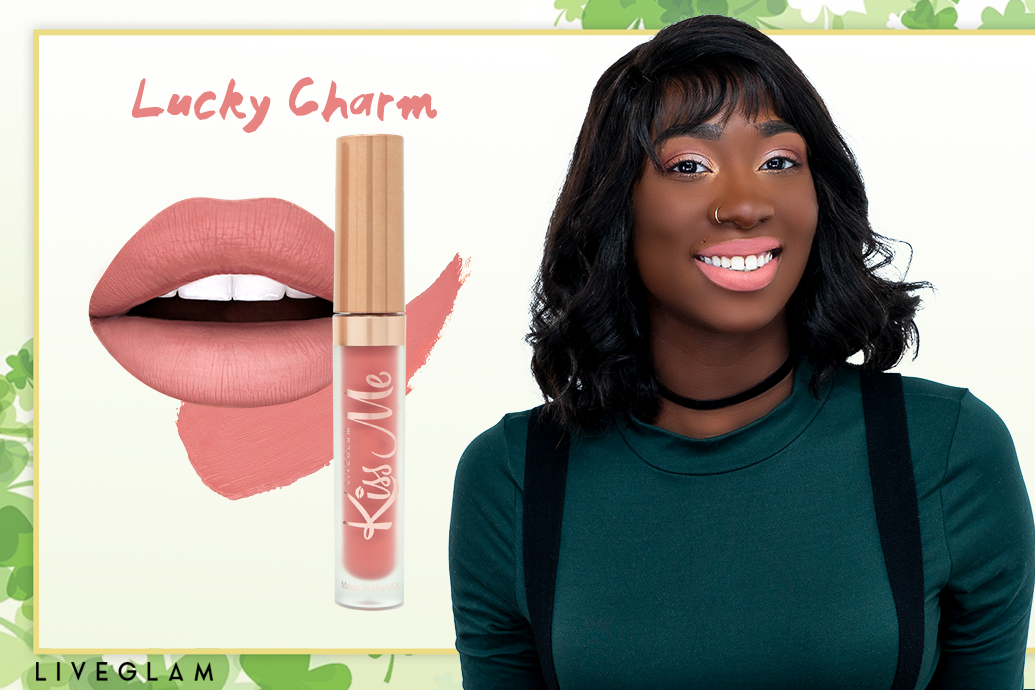 buy Lucky Charm KissMe lippie