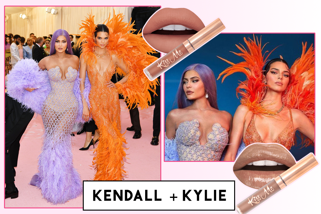 Kendall and Kylie Jenner Met Gala 2019