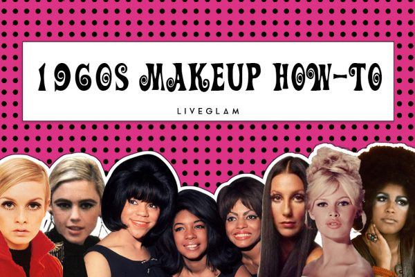How to Do a 1960's Makeup Look