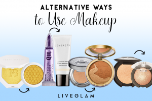 Alternative Ways to Use Makeup