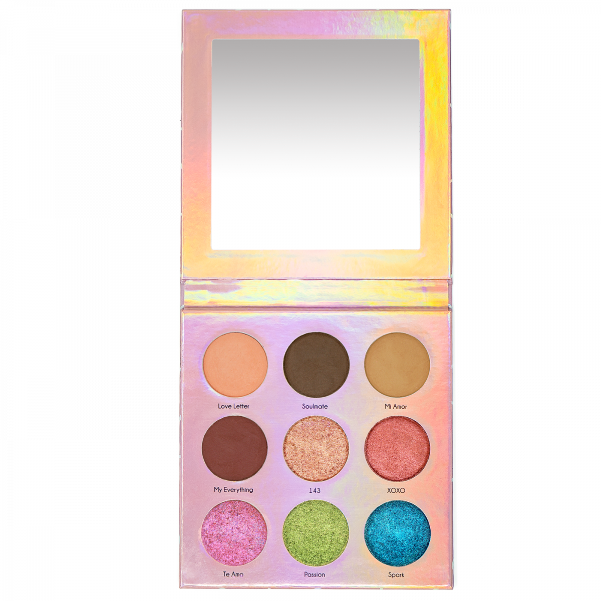 PS I Love You Eyeshadow Palette LiveGlam ShadowMe For Sale