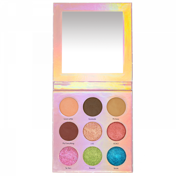 P.S. I Love You Palette
