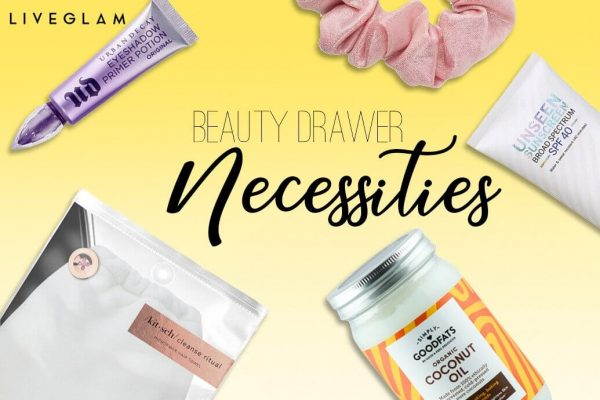 5 Basic Necessities for Your Beauty Drawer