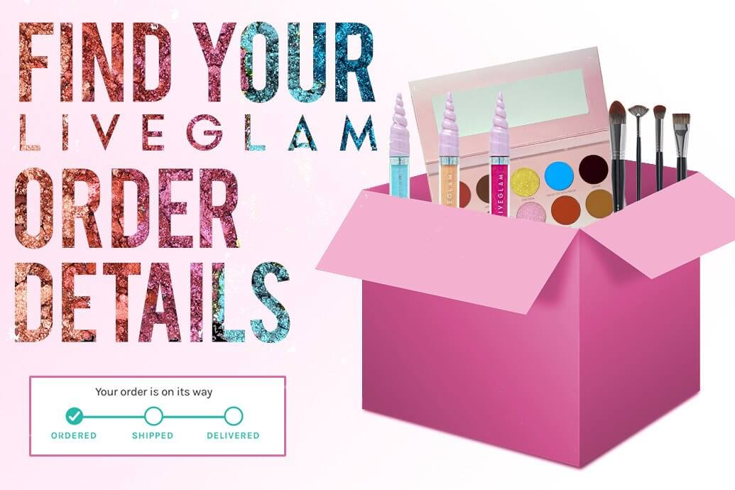 How to Find Your LiveGlam Order Details