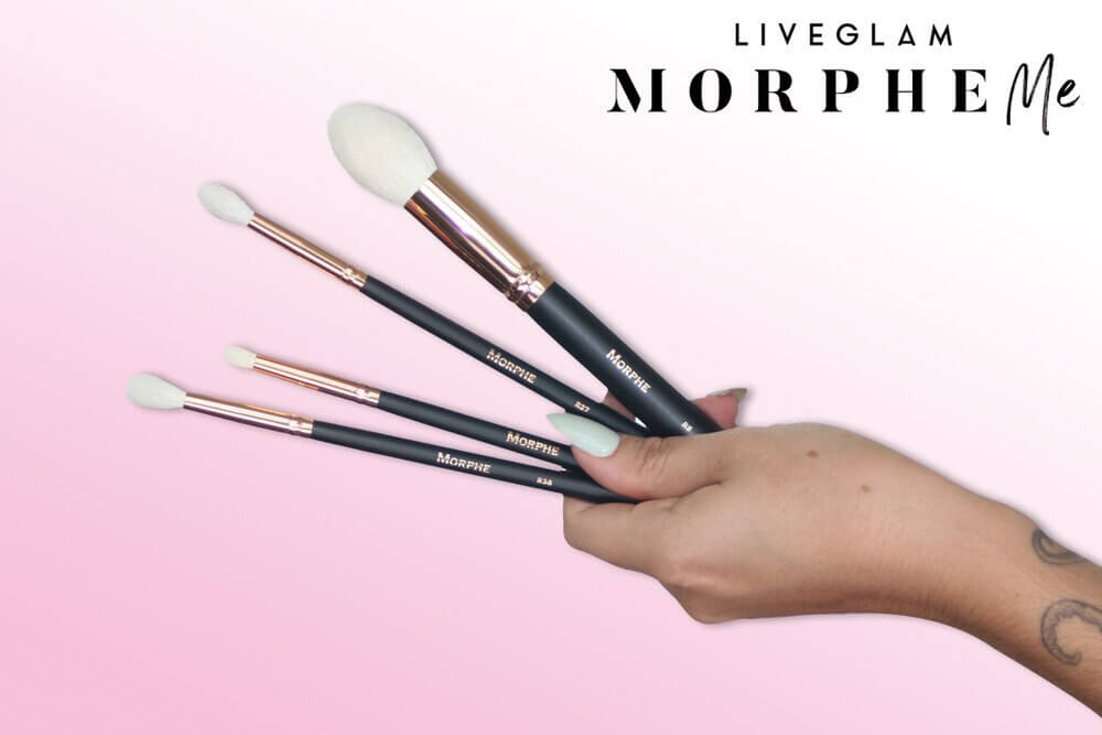 the best morphe eye brushes to have