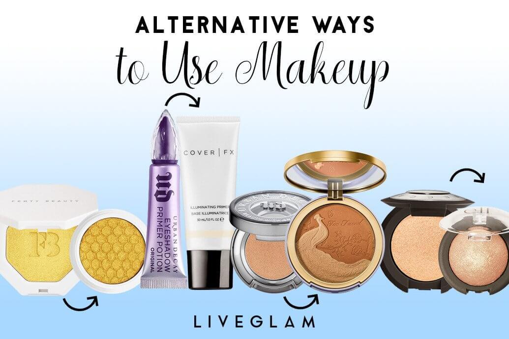 Alternative Ways to Use Makeup