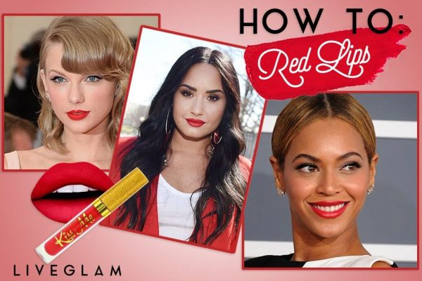 How to Apply Flawless Red Lipstick