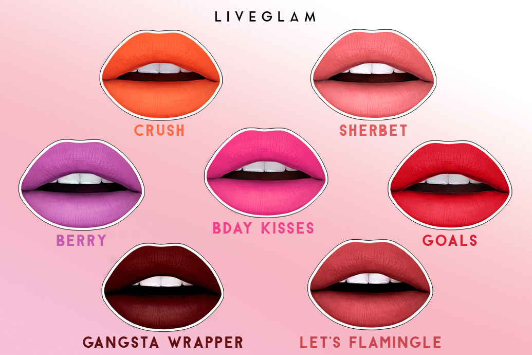 Best Summer Lipstick Shades