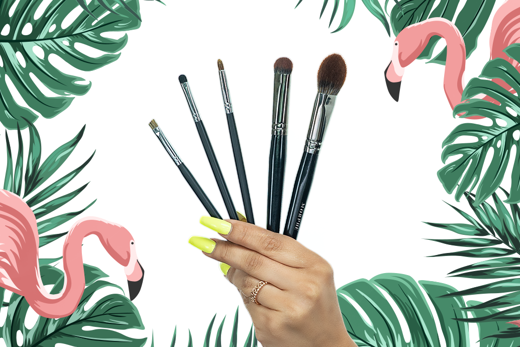 LiveGlam MorpheMe June 2019 brushes