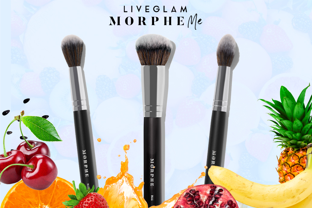 LiveGlam MorpheMe brushes july 2019