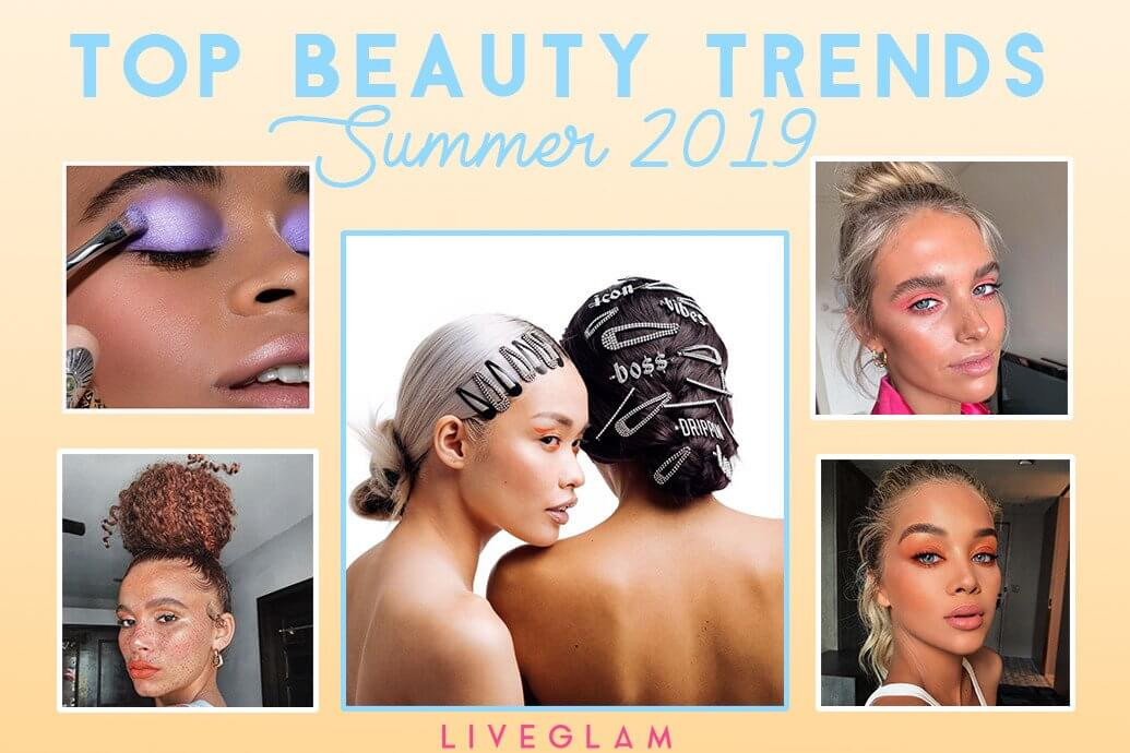 Top Beauty Trends for Summer 2019