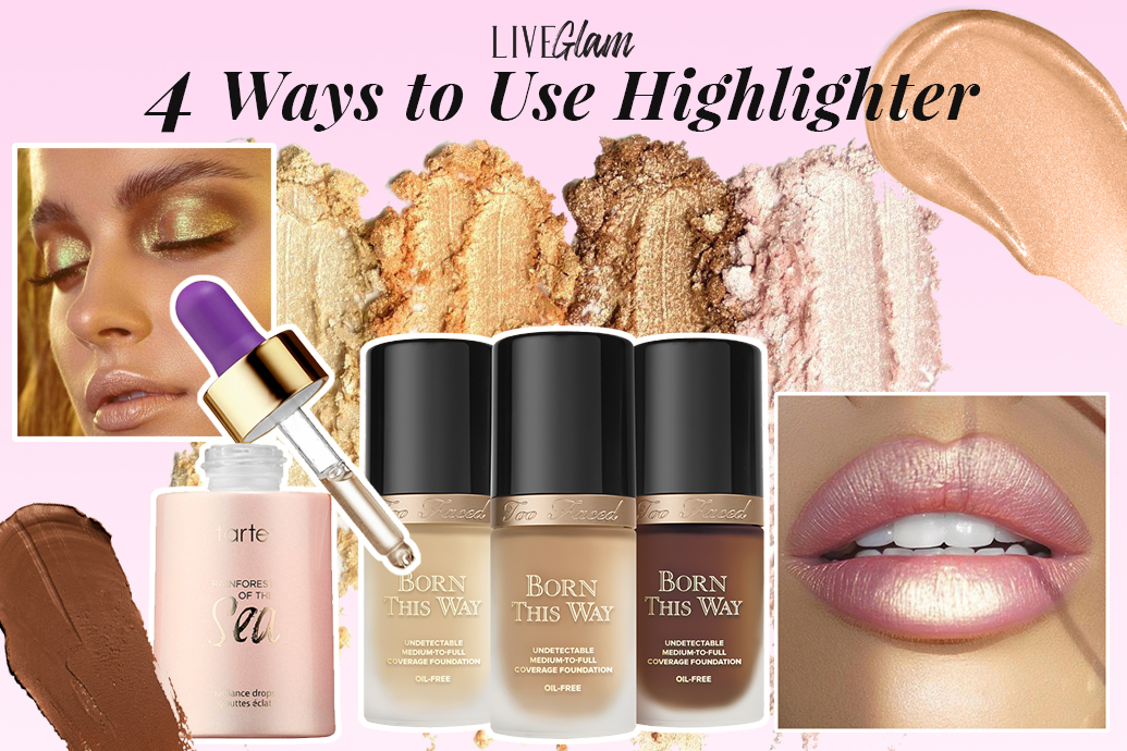 4 ways to use highlighter