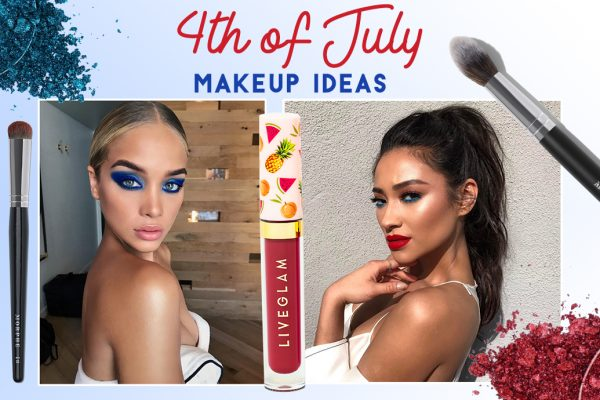 4th of July Makeup Ideas you Need to Try