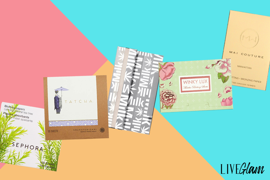 Best Blotting Sheets for Summer