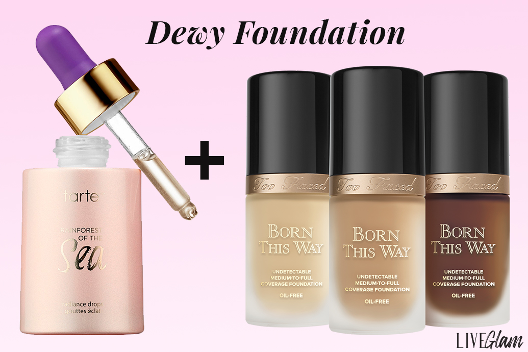 DIY Dewy Foundation