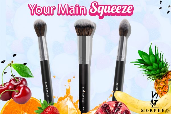 Last Call for LiveGlam July 2019 MorpheMe Brushes!