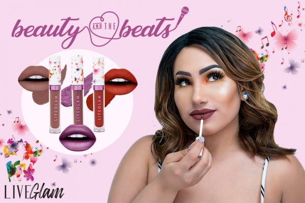 "Get into ""Treble"" with our August 2019 LiveGlam KissMe Lippies!"