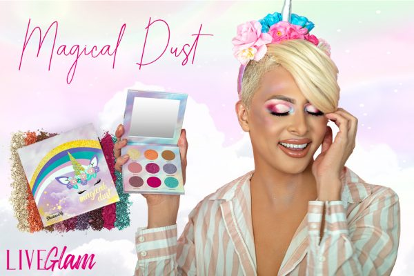 "Live in a fairytale with our ""Magical Dust"" ShadowMe Palette!"