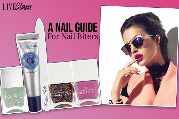 A Nail Guide for Nail Biters
