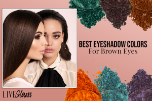 Best Eyeshadow Colors for Brown Eyes