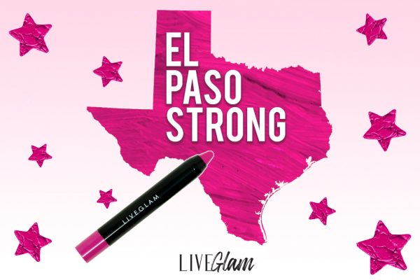 "*SOLD OUT* Introducing our New Lip Crayon, ""El Paso Strong"""